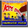 Kids Express Train, Conversation Station