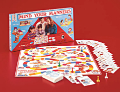 Mind Your Manners Board Game